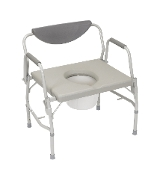 PCB-8803 1000lbs Capacity Bedside Toilet/Toilet Frame